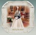 Gone With The Wind Collector Plate - Belle of the South 4th issue