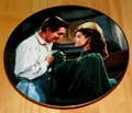 Gone With The Wind Critics Choice Plate Series 1991-1993
