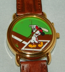 Disney Watch Mickey Mouse Baseball