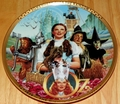 Wizard of Oz 50th Anniversary Collector Plate