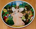 Wizard of Oz Ltd Ed Collector Plate Follow the Yellow Brick Road