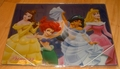 Folder Disney Princess Collection with Elastic