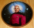 Star Trek Next Generation (TNG) Collector Plate Jean Luc Picard