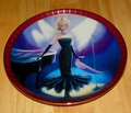 1990 Plate Solo in the Spotlight Series High Fashion Barbie