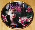 From Barbie With Love Collection Easter Parade Mini Collector Plate # 655074