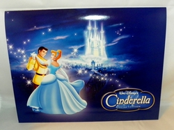 Disney Cinderella Portfolio Set of 4 Special Edition Lithographs SOLD