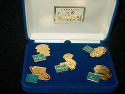 WDCC Five Year Anniversary Pin Set ***MIB***
