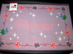 Bath Rug / Mat Disney Princess Collection
