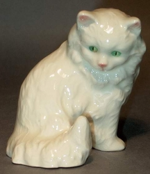 Goebel Figurine White Persian CK13 Tmk 3