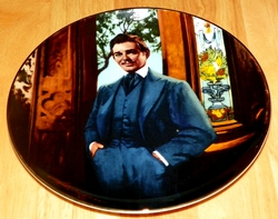 Gone With The Wind Collector Plate Frankly, My Dear