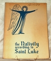 The Nativity according to Saint Luke
