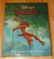 Tarzan by Russell Schroeder Special Collectors Edition (1999, Hardcover)