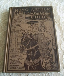 Book 1902 Legends of King Arthur and His Court