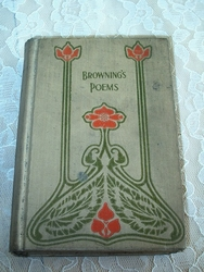 Book 1800 - 1900 Robert Browning's Poems