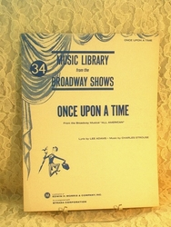 Sheet Music Once Upon A Time