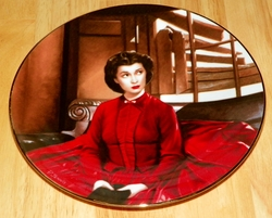 Gone With The Wind Collector Plate Scarlett Gets Her Way SOLD