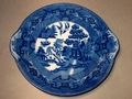 Doulton Willow Two Handled Platter England