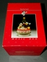 Disney Schmid Music Box Jingle Bells Mickey Mouse SOLD