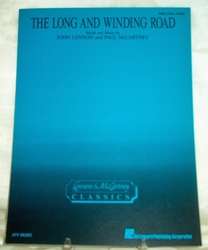 Sheet Music The Long and Winding Road