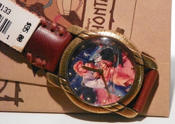 Disney Pocahontas Lt Ed Commemorative Watch #327/5000