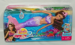 Barbie Doll In a Mermaid Tale with a Color Changing Tail NRFB