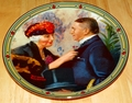 Collector Plate Love's Reward Norman Rockwell American Dream Series