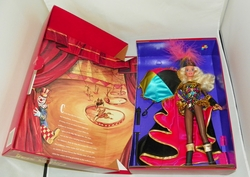 FAO Schwarz Circus Star Barbie Doll LE SOLD