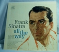 Vinyl LP Frank Sinatra All The Way