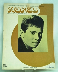 Sheet Music Honey 1968