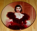 Gone With The Wind Collector Plate Pride and Passion