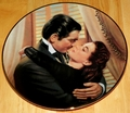 Gone With The Wind Collector Plate Marry Me Scarlett