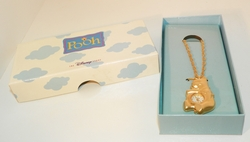 Disney Winnie the Pooh Necklace Watch The Disney Store Japan Movt