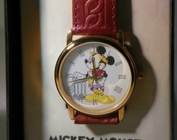 Disney Mickey Mouse Caesar Watch