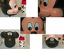 Disney Lunch Box Kit Mickey Mouse w/ Insulated bottle w/ Spout