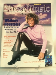 Sheet Music Magazine 1990's