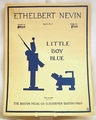 Sheet Music Little Boy Blue 1891
