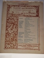 Collectible Sheet Music Cavalleria Rusticana