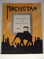 Collectible Sheet Music Hindustan