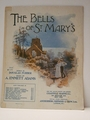 Collectible Sheet Music The Bells of St. Mary