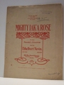 Mighty Lak' A Rose � Sheet Music