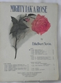 Sheet Music Mighty Lak'a Rose 1901