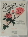 Sheet Music Roses of Picardy 1916