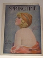 Collectible Sheet Music Springtime