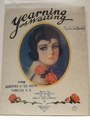 Collectible Sheet Music Yearning & Waiting
