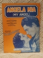 Angela Mia (My Angel)  � Sheet Music Theme Street Angel