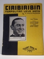 Collectible Sheet Music Ciribiribin Neapolitan Love Song