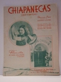 Collectible Sheet Music Chiapanecas (Chop-A-Nay-Cas)