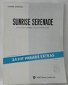 Sheet Music Sunrise Serenade 1939