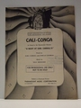 Collectible Sheet Music Cali-Conga A Night At Earl Carroll's
