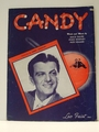 Collectible Sheet Music Candy